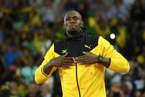 Usain Bolt  to train with Bundesliga outfit Borussia Dortmund on...