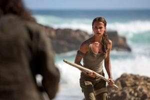 Ladies! Here's how Alicia Vikander got ripped to play the role of Lara...