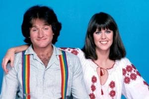 Robin Williams' co-star from Mork and Mindy says he groped, flashed...