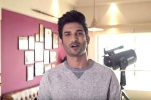 Sushant Singh Rajput takes you to the moon in this video tour of his...