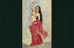 Raja Ravi Varma's Tilottama fetches over Rs 5 crore at Sotheby's New...