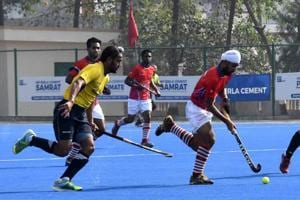 National Hockey Championship: Railways, Air India seal thrilling wins