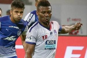 Indian Super League: ATK sign Nigerian forward Kalu Uche from Delhi...