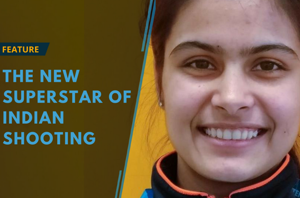 India jumped to the top of the pecking order as young Manu Bhaker...