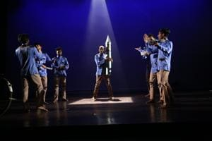 Border patrol: Theatre Olympics make their city debut