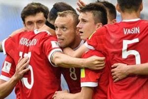 Russia test mettle against Brazil and France ahead of 2018 FIFA World...