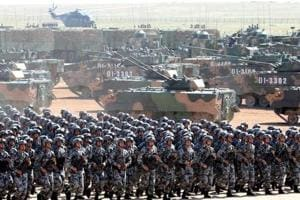 China brings civilian-oriented frontier troops under military command