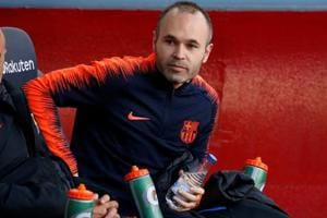 Andres Iniesta hints at international retirement after 2018 FIFAWorld...