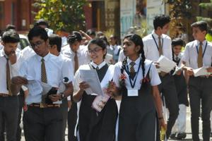 CBSE Class 10 social science exam: Students in Bhopal expect to score...