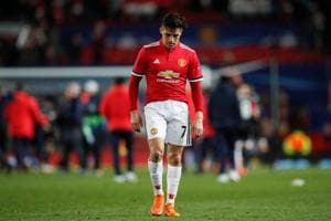 Alexis Sanchez expected more from himself after Manchester United move