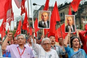 Initial draft of CPI(M) press release blamed Congress for Left's...