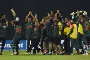 Half-monty, push-ups, nagin dance in cricket: Item number next?