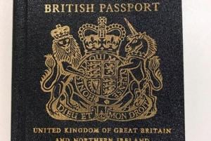 'Sacre bleu!' New post-Brexit British passport to be made by...