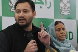 Tejashwi Yadav says he has 'left it to parents' to arrange his wedding