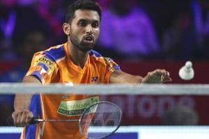 H S Prannoy jumps four places regains world no 12 in latest badminton...