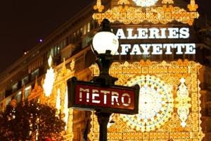 French department store Galeries Lafayette reinvents itself to lure...