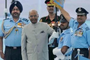 India won't hesitate using force to protect its sovereignty: President...
