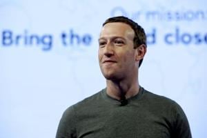 Facebook CEO Mark Zuckerberg speaks at an event in Chicago. The world's largest social media network is facing growing scrutiny in Europe and the US over allegations that a London-based firm improperly accessed user data to build profiles on American voters that were later used to help elect Donald Trump in 2016.