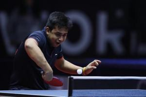 Indian table tennis player Soumyajit Ghosh accused of rape by...