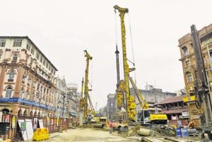 South Mumbai residents complaint about noise from Metro-3 construction
