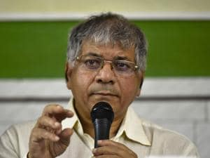 Will file review petition against SC verdict, says Prakash Ambedkar