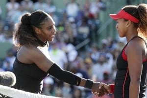 Serena Williams out of Miami Open as Naomi Osaka wins in straight sets