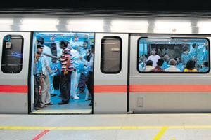 Body in Delhi Metro tunnel could have been lying for months, head...