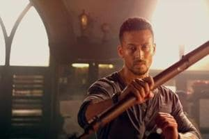 Baaghi 2: Tiger Shroff shows his moves on Dance India Dance Li'l...