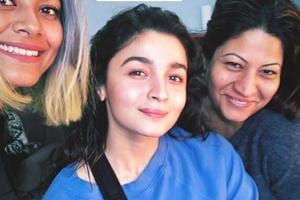 Alia Bhatt shares picture of her injured shoulder in a sling on last...