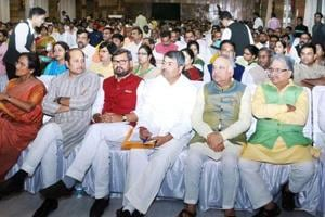 Luncheon meets, gala dinners set the menu for Rajya Sabha elections