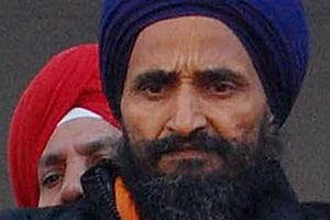 Gurbaksh Singh Khalsa died on Tuesday evening after jumping off a water tank at his native village Thaska Ali in Kurukshetra district.