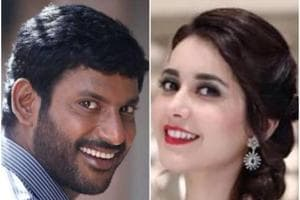 Temper's Tamil remake: Raashi Khanna likely to team up with Vishal
