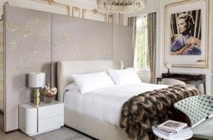 Live like a Hollywood princess at this Geneva hotel suite dedicated to...