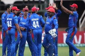 ICC World Cup qualifier: Afghanistan beat Ireland by five wickets,...