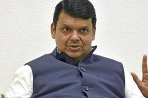 Stone-pelters at Mumbai's rail-roko protest will face action: Fadnavis...