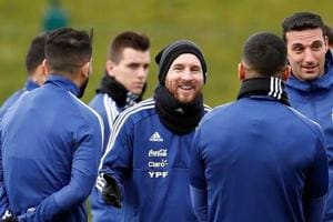 Argentina coach Jorge Sampaoli accepted on Thursday the two-time world...