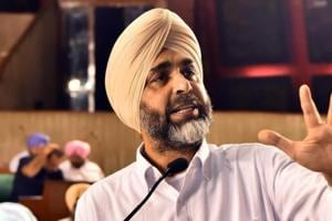 "As he demanded that a Vidhan Sabha committee be formed to ""reopen"" the account, finance minister Manpreet Singh Badal replied that the matter has been nearly clinched as the Centre is talking to the state's officers on the matter."