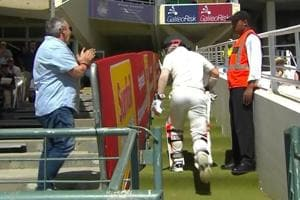 Cricket Australia complain to Cricket South Africa over 'disgraceful'...