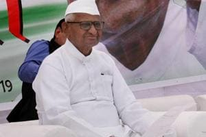 Anna Hazare to begin indefinite hunger strike in Delhi from today