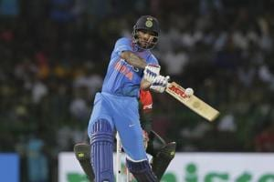 Shikhar Dhawan states India's success in England hinges on early...