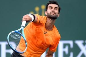 Yuki Bhambri defeats Mirza Basic to cruise into Miami Open tennis...