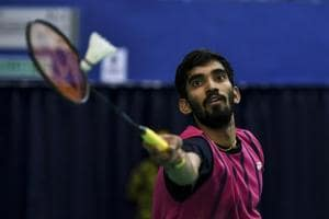 Buoyed by 2017 success, Kidambi Srikanth chases golden dream at Gold...