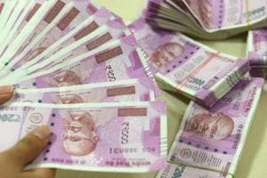 Rupee weakens against US dollar on sell-off in global equity markets