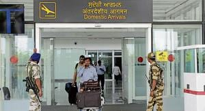 Chandigarh airport to get another baggage handling system