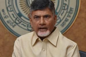 Conspiracy being hatched against us, Chandrababu Naidu tells TDP MPs