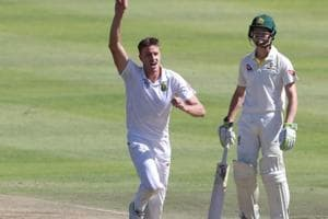 Morne Morkel enters 300 club in Newlands Test vs Australia as...