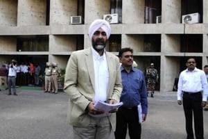 Punjab finance minister Manpreet Badal started the section on industry and business development on a self-congratulatory note.