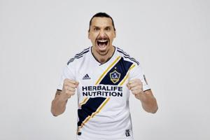 Zlatan Ibrahimovic, Los Angeles Galaxy confirm Major League Soccer...
