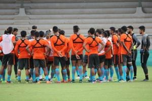 Indian football team coach Stephen Constantine announces squad for...
