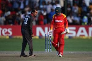 ICC World Cup qualifiers: Rohan Mustafa, Sean Williams fined for...